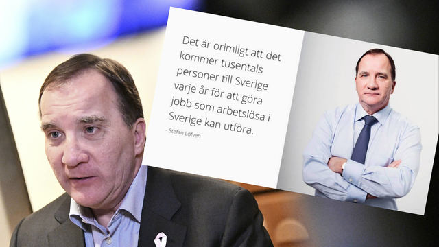 Lofven sverigedemokraterna sverige internet